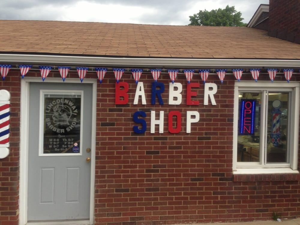 Lincoln Way Barber Shop: 3500 Lincoln Way E, Massillon, OH