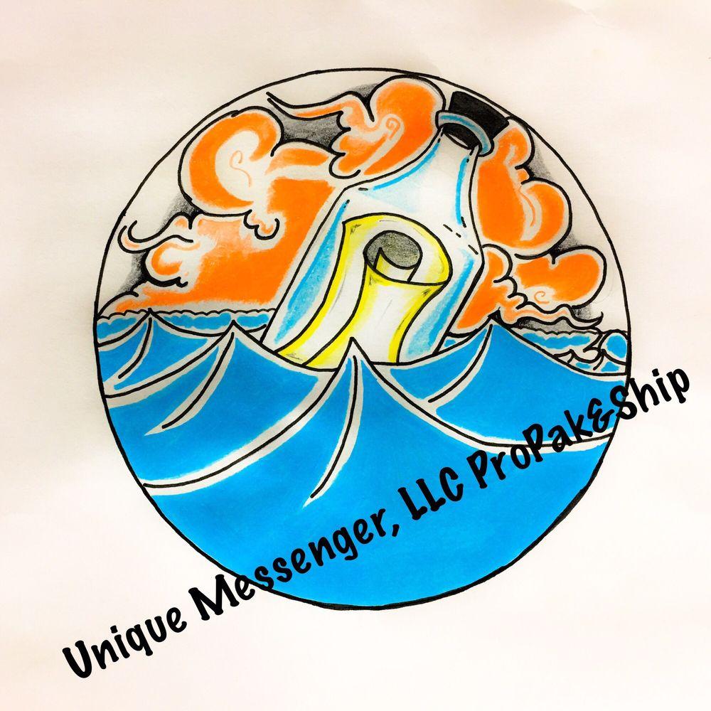 Unique Messenger ProPak & Ship: 105 Rodgers Blvd, Chiefland, FL