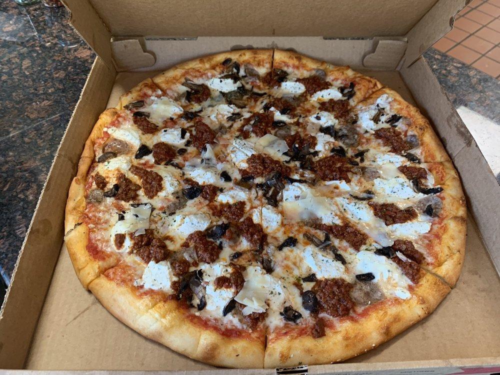 Vincenzo's' Pizza Shop: 2374 State Rte 9, Mechanicville, NY