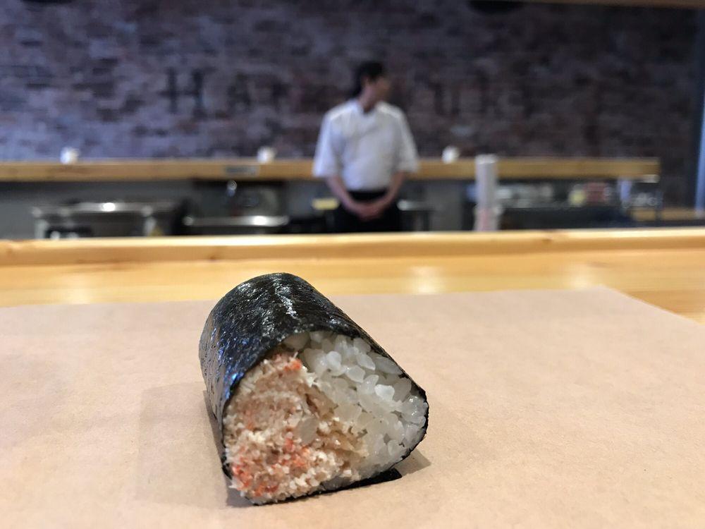 Hatsuyuki Handroll Bar
