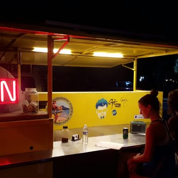 Outrigger Pizza Food Truck