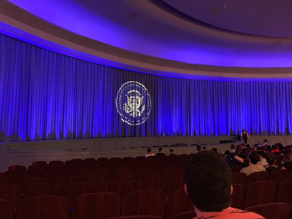 The Hall of Presidents: 1180 Seven Seas Dr, Orlando, FL