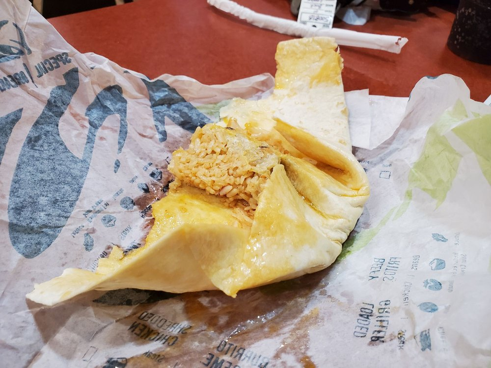 Taco Bell: 21150 US Highway 71, Jane, MO
