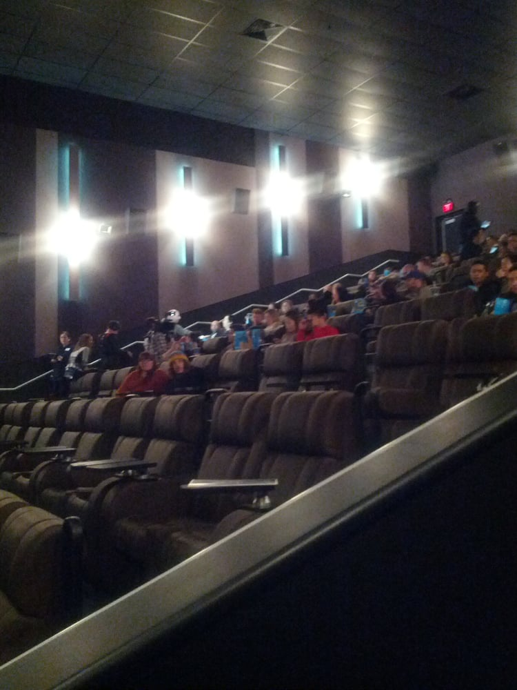 Photo of Cineplex Odeon Queensway - Etobicoke, ON, Canada. VIP seating ...