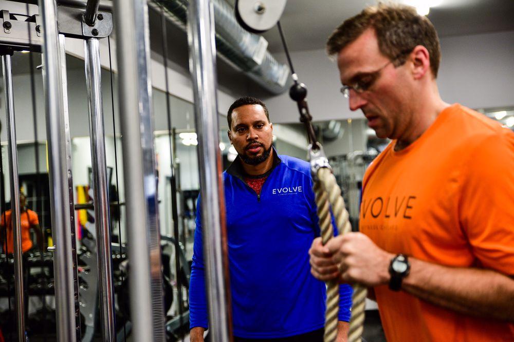 Evolve Fitness Chicago
