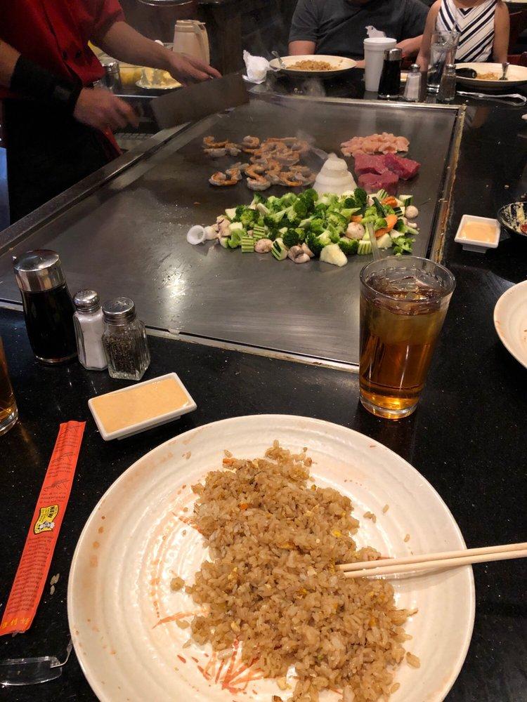 Ichiban Japanese Steak House: 2167 S McKenzie St, Foley, AL