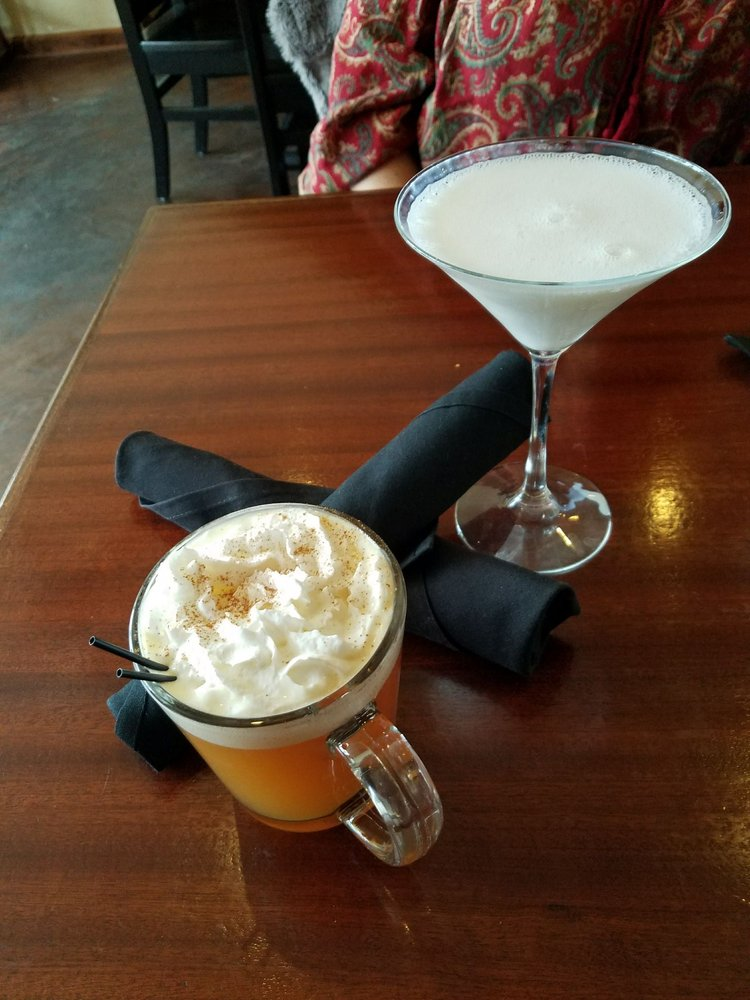 photo of blackthorn pub holly mi united states white christmas martini and - White Christmas Martini