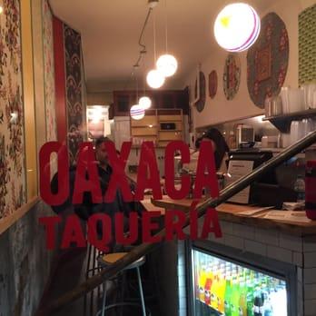 Oaxaca Taqueria Hell S Kitchen