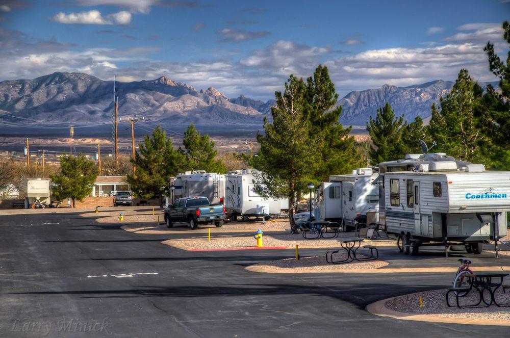 Butterfield Rv Resort: 251 S Ocotillo Ave, Benson, AZ
