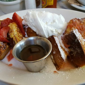 French Toast Cafe Mission San Francisco