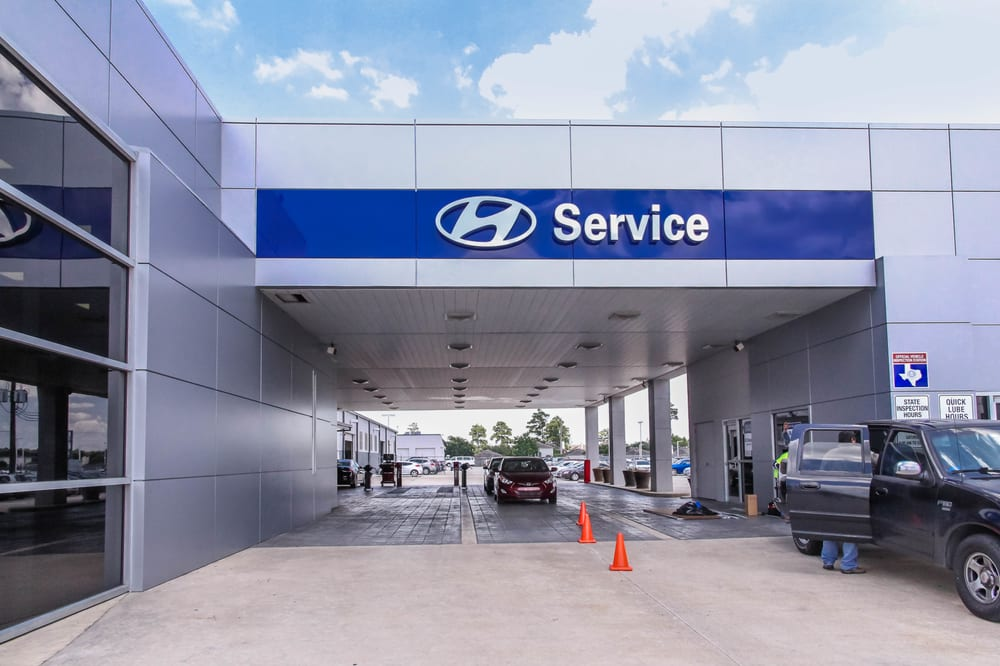 North Freeway Hyundai Service Department - Yelp