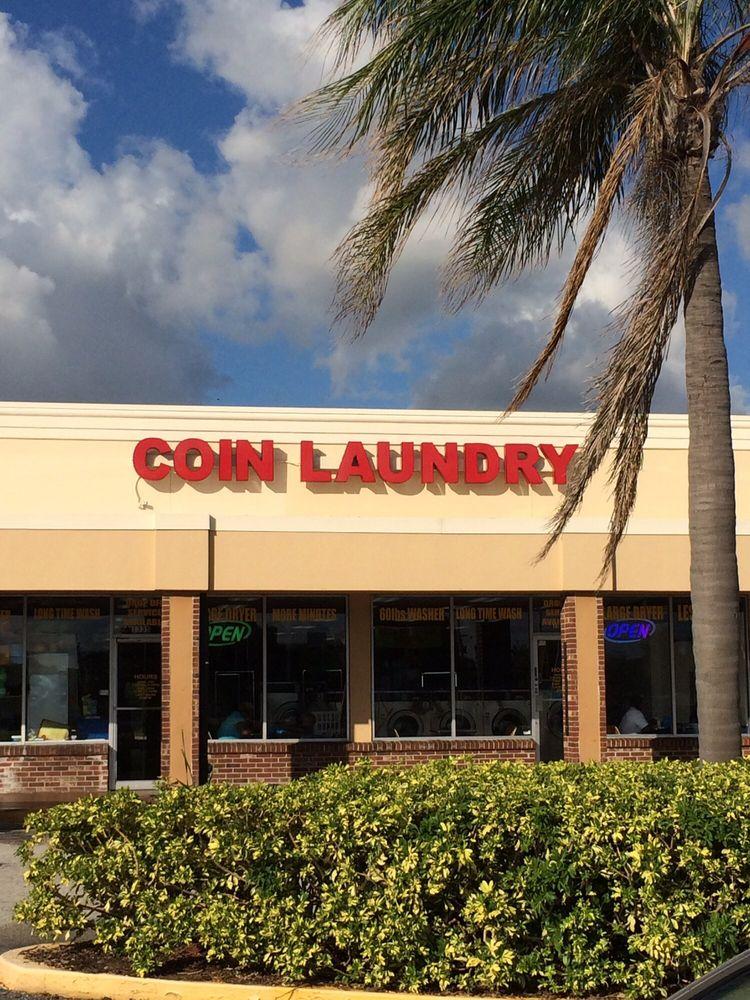 Coin Laundry: 1335 S Dixie Hwy, Lantana, FL