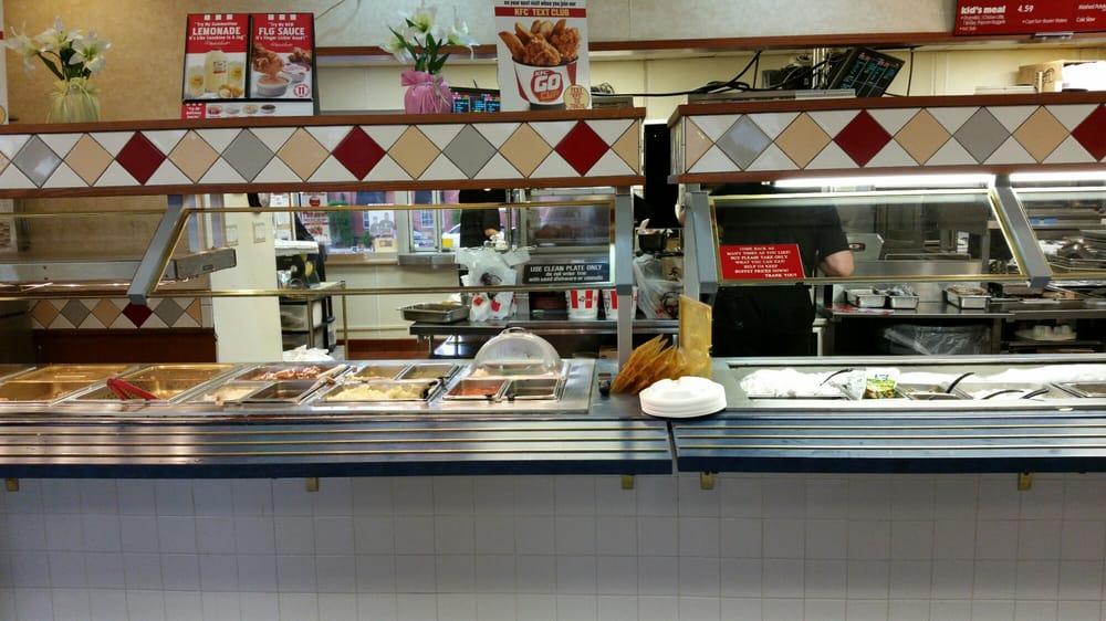 KFC: 4515 Hwy 29 S, Alexandria, MN