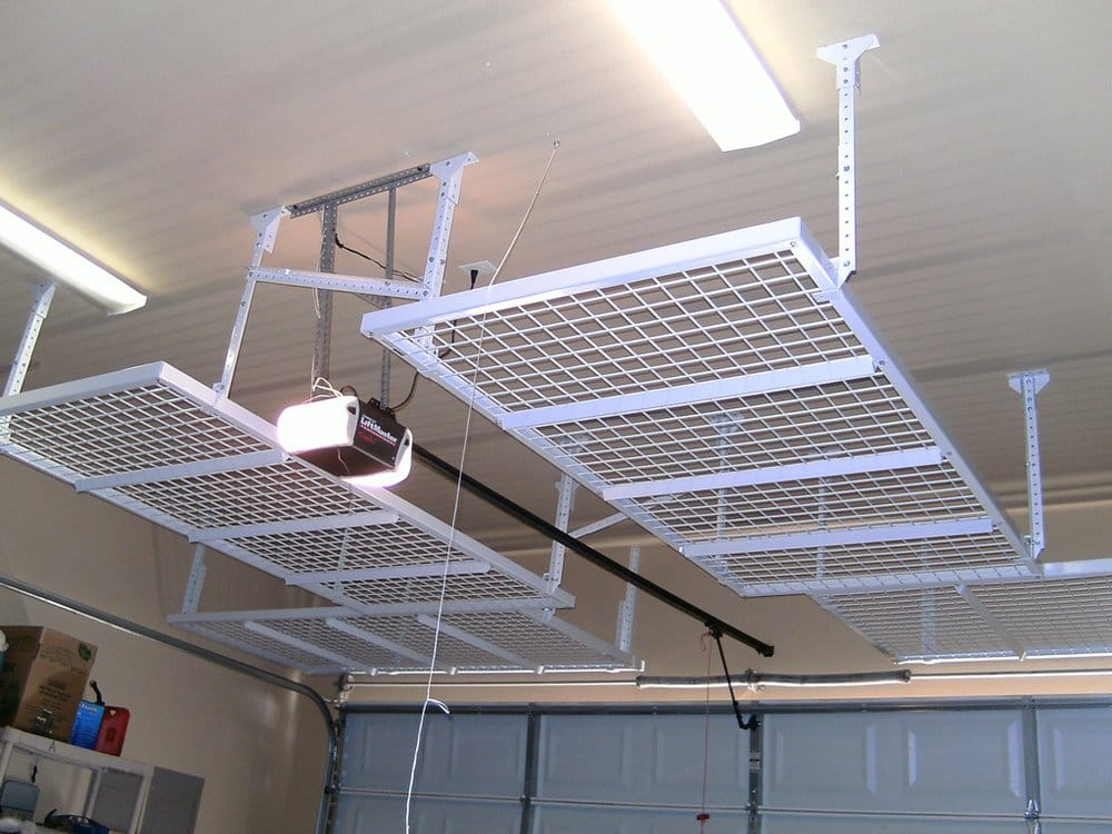 Photo Of Storage Overhead Systems