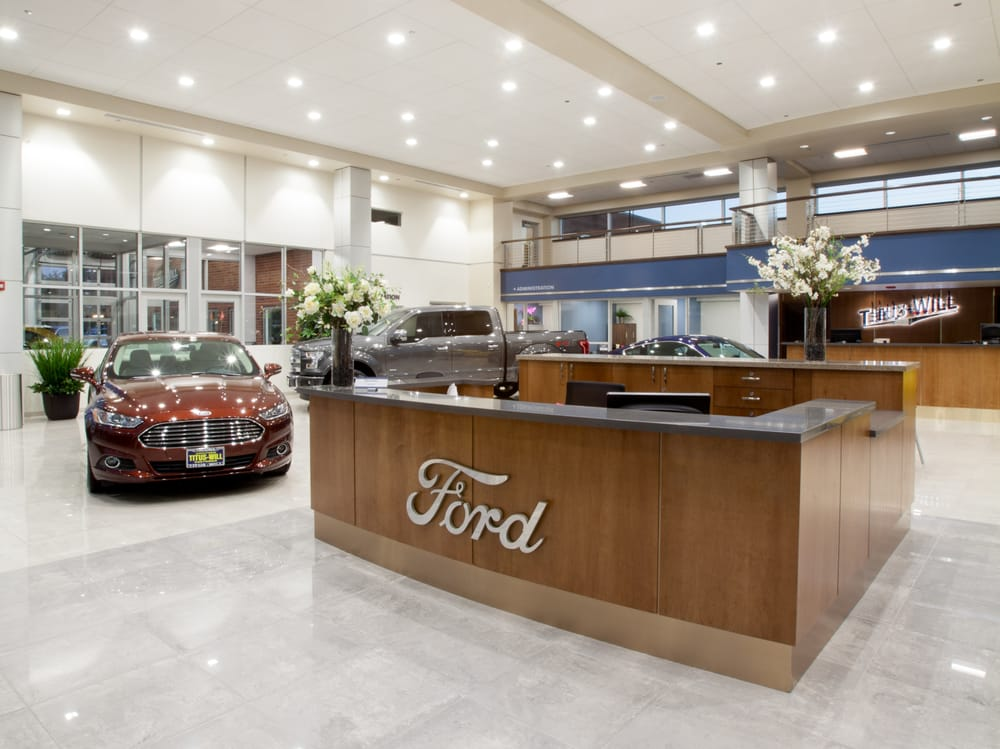 Ford Dealerships Near Me >> Titus-Will Ford Service Center - 25 Photos & 101 Reviews ...