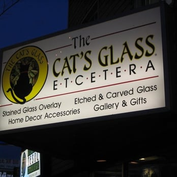 The Cat'S Glass - Home Decor - 10039 82 Ave Nw, Edmonton, Ab