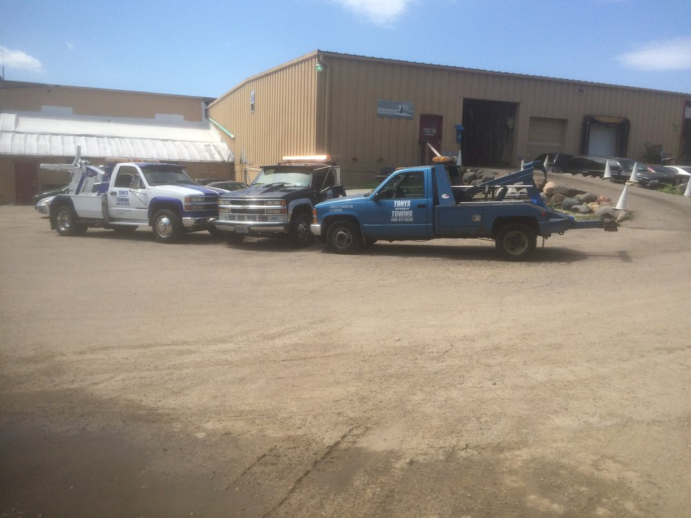 Towing business in Dunn, WI