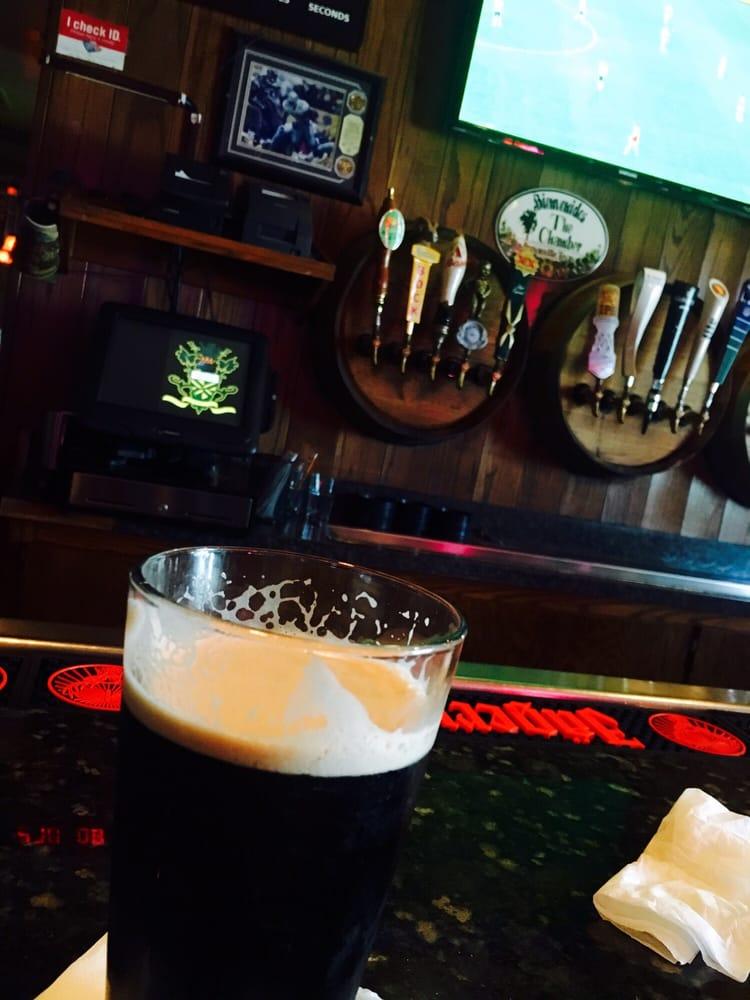 Shenanigan's Irish Pub & Grill: 2451 Pablo Kisel Blvd, Brownsville, TX