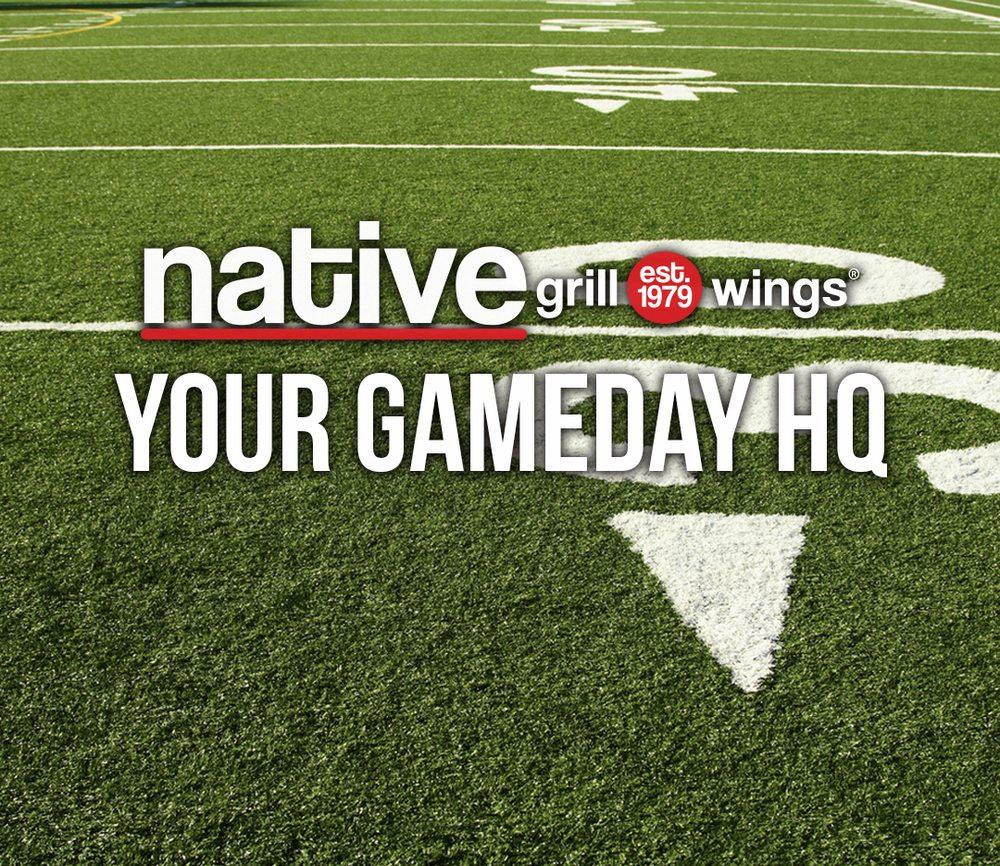 Native Grill & Wings: 21164 N John Wayne Parkway, Maricopa, AZ