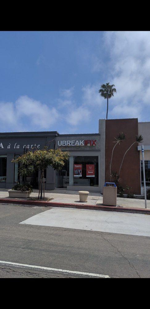 uBreakiFix: 7605 Girard Ave, La Jolla, CA
