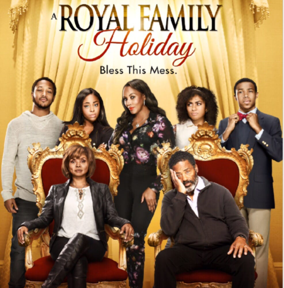 richard starring in a movie called royal family holiday yelp
