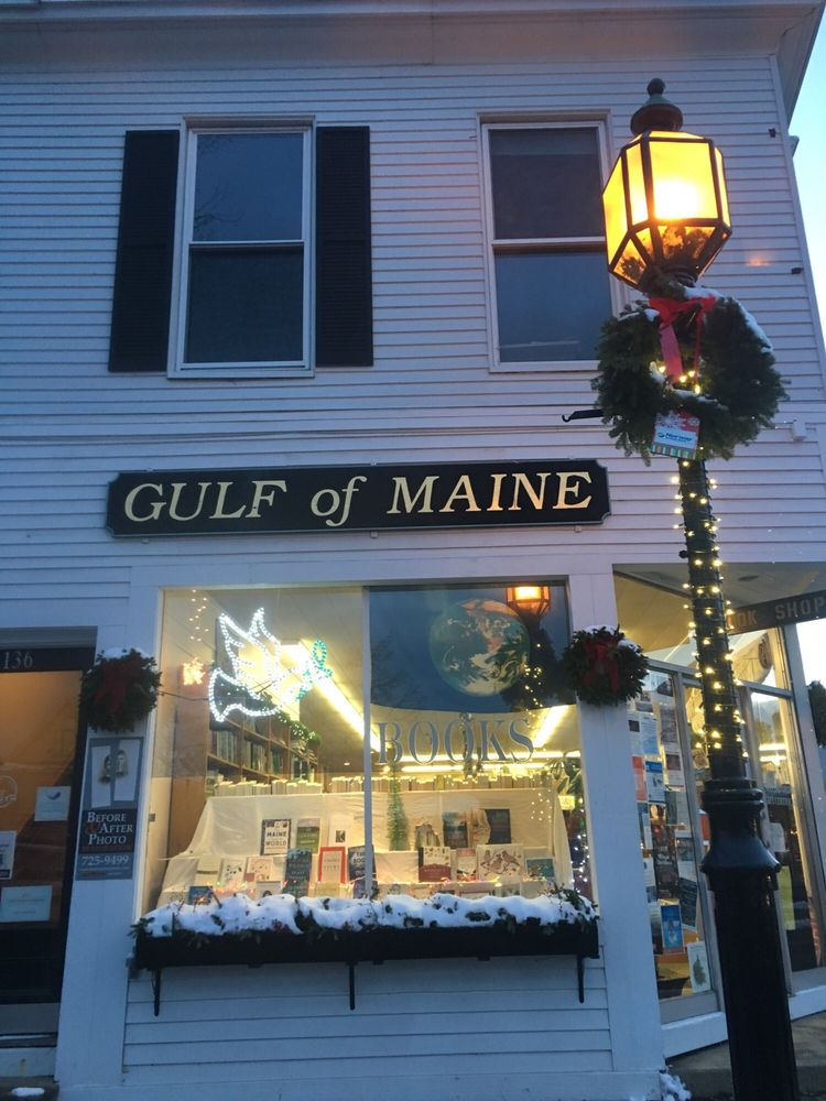 Gulf of Maine: 134 Maine St, Brunswick, ME
