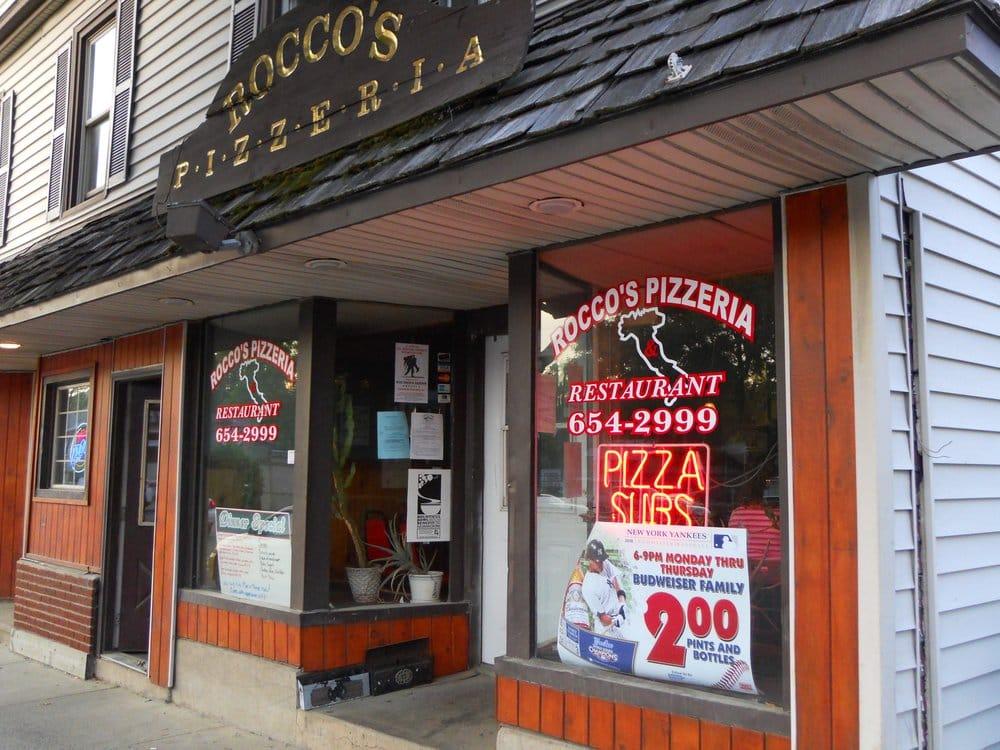 Rocco's Pizzeria: 119 Main St, Corinth, NY
