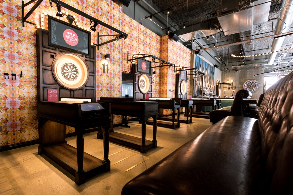 Flight Club Darts Chicago: 111 W Wacker Dr, Chicago, IL