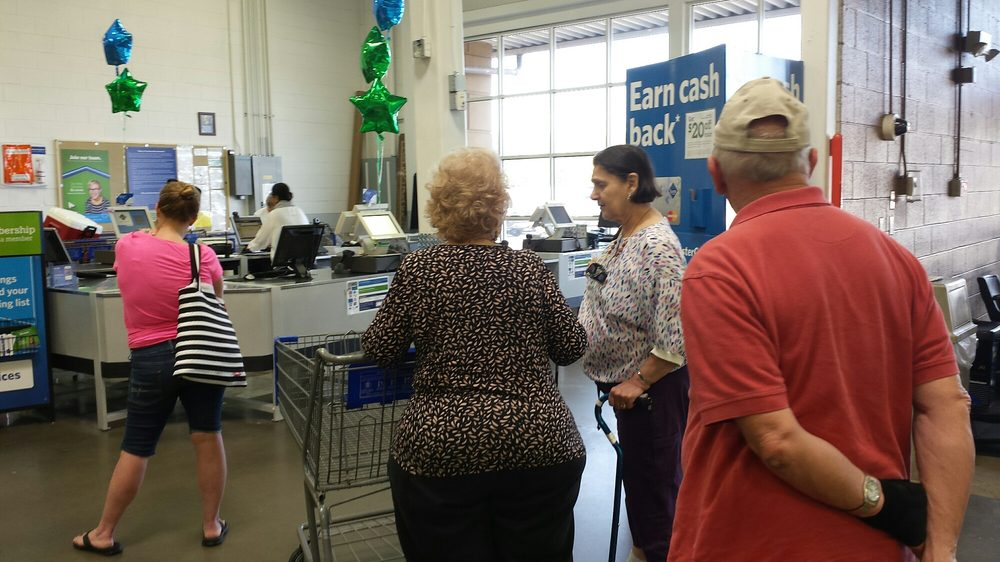 Sam's Club: 45425 Dulles Crossing Plz, Sterling, VA