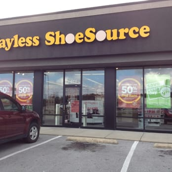 Payless Shoesource Shoe S 1375 Western Blvd Jacksonville