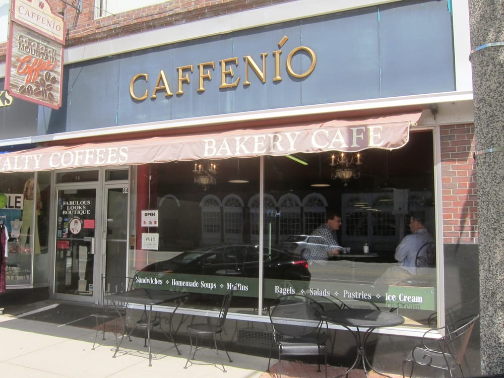 Caffenio CLOSED Brazilian 84 N Main St Concord NH United States Re