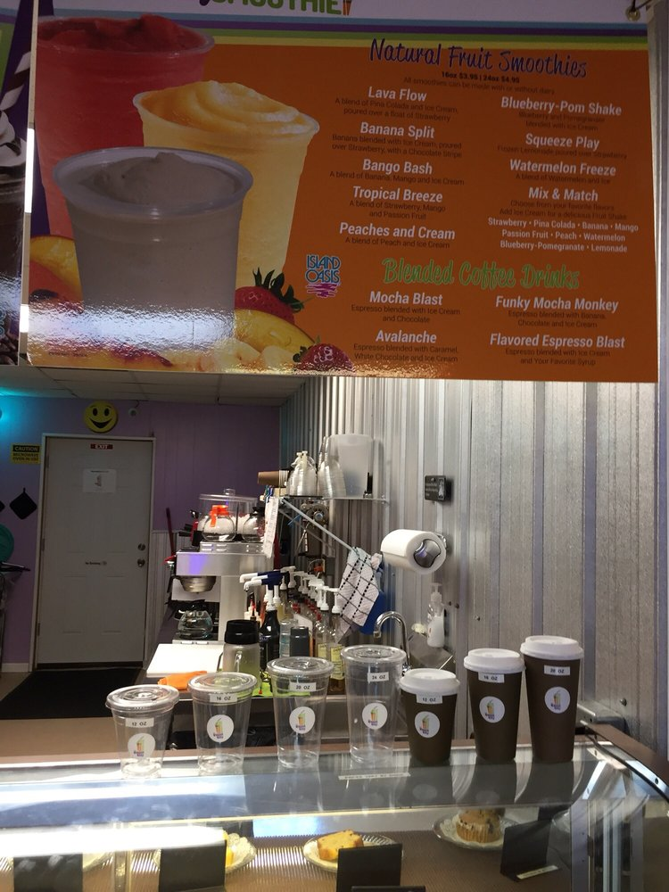Queen City Smoothie: 501 B Hwy 59 S, Queen City, TX
