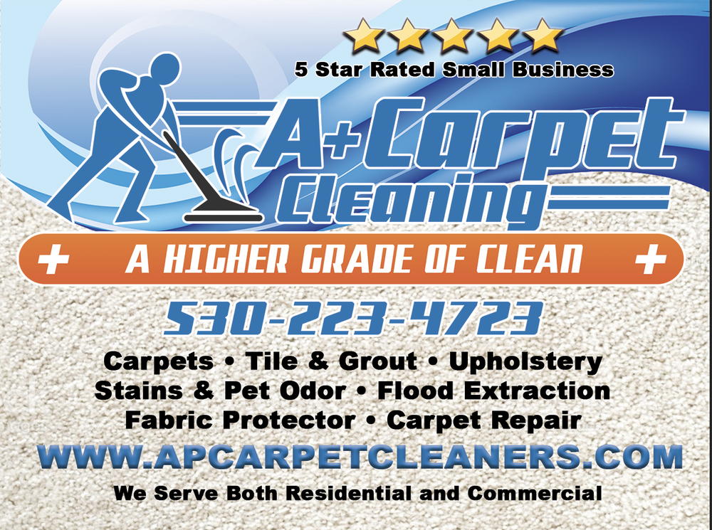 A Plus Carpet Cleaning
