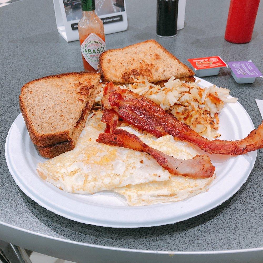 Mustang Charlie's Diner: 1501 N Salem St, Apex, NC