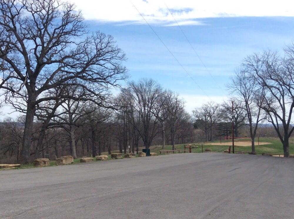 Jackson Park: 6th & College, Atchison, KS