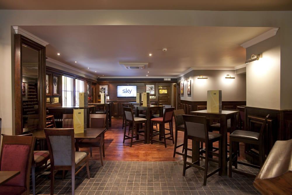 Links bar 23 reviews bars 4 alvanley terrace for 23 ravelston terrace edinburgh