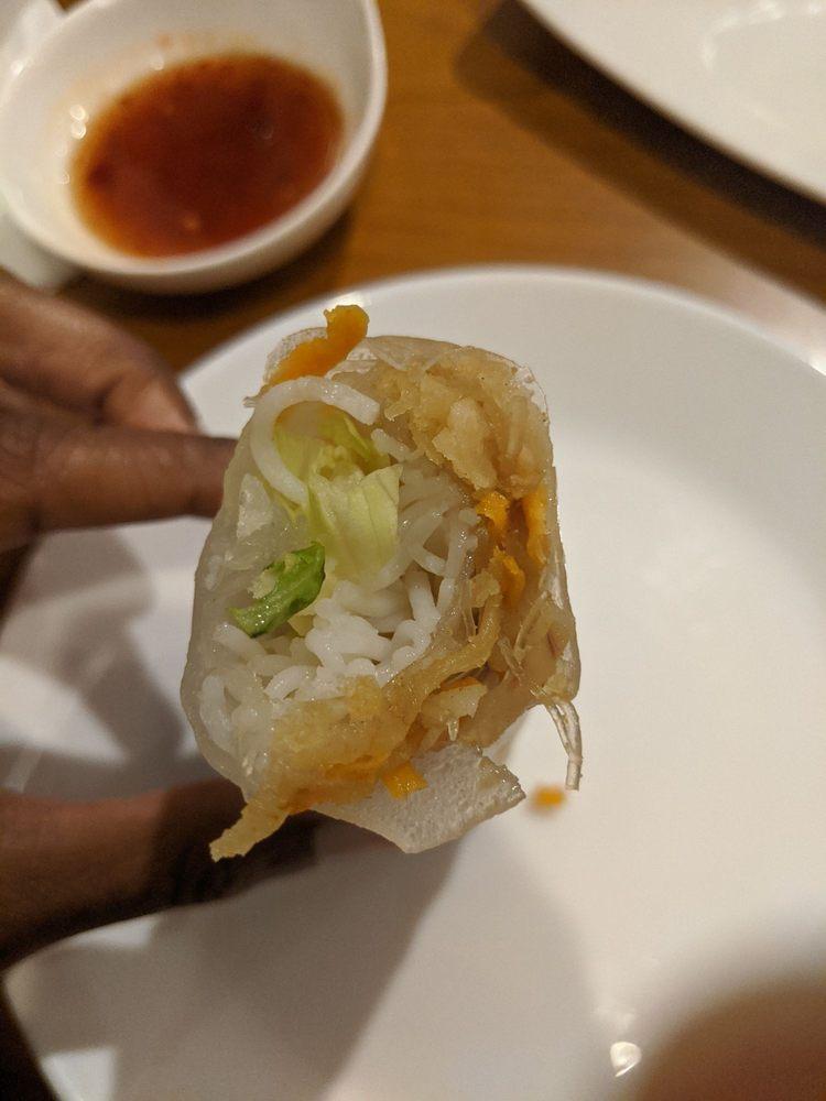 Food from Lam's Vietnamese Restaurant