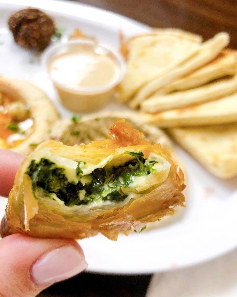 Odeh's Mediterranean Kitchen: 3805 Tinsley Dr, High Point, NC