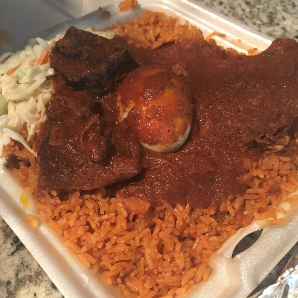 Rahama Restaurant & Catering: 8738 Richmond Hwy, Alexandria, VA