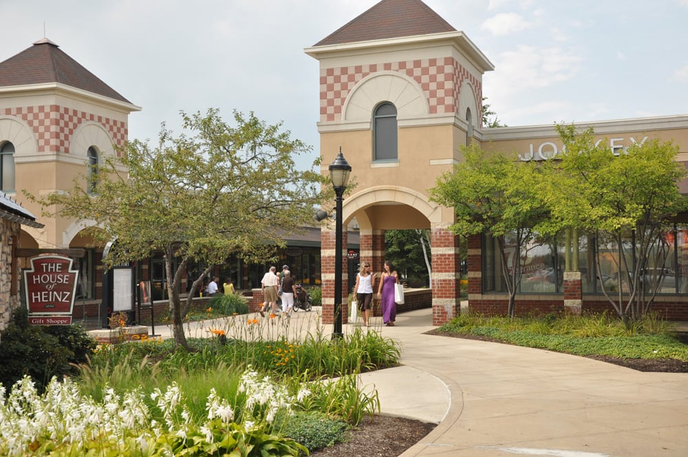 Grove City Outlets Pa Restaurants