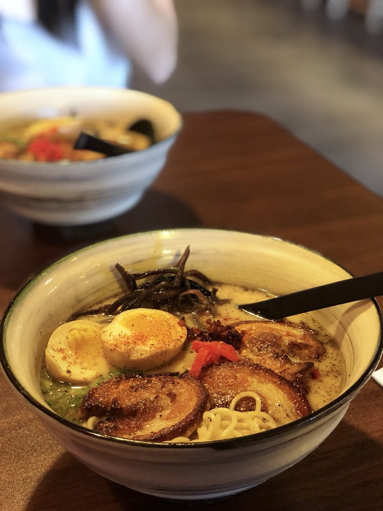 Osaka Ramen & Sushi: 109 Gainsborough Square, Chesapeake, VA