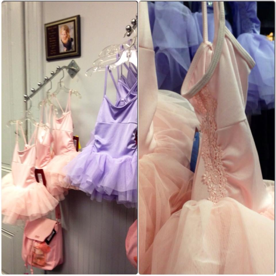 Body Dreams: Avenue of the Arts Dancewear