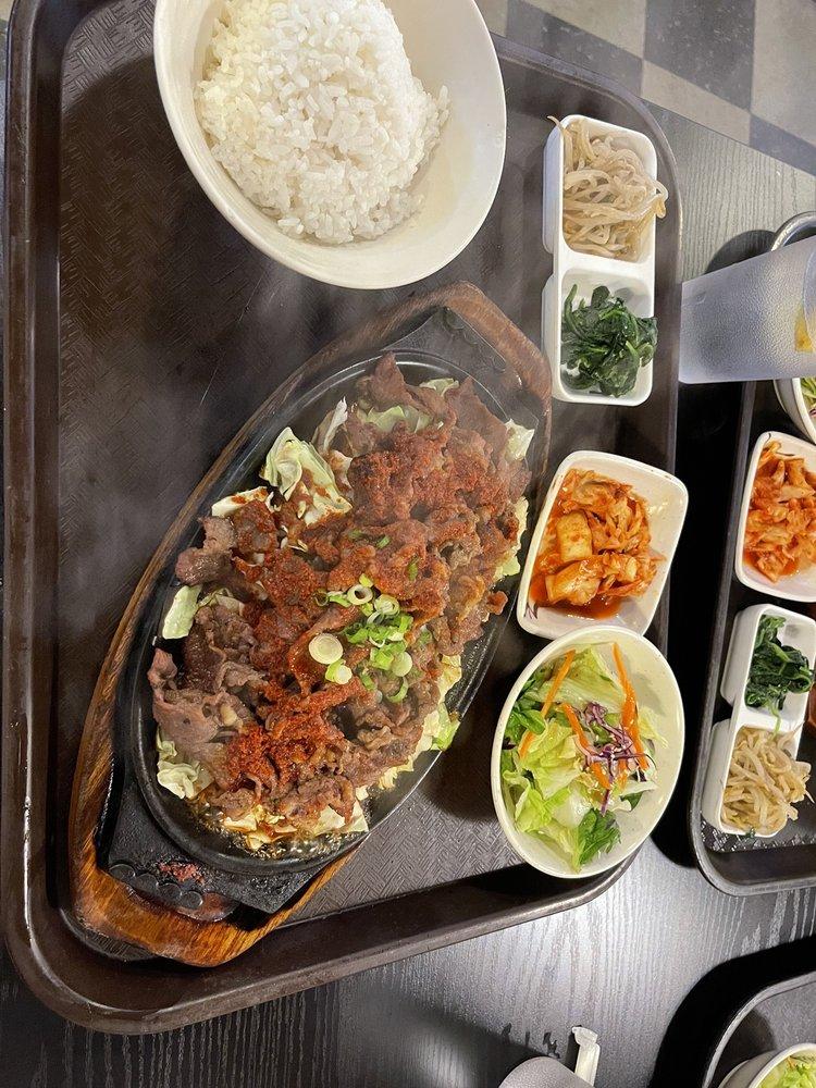 Korean Kitchen Hibachi Barbeque