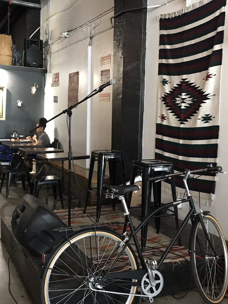 Dessert Oasis Coffee Roasters - Detroit: 1220 Griswold St, Detroit, MI