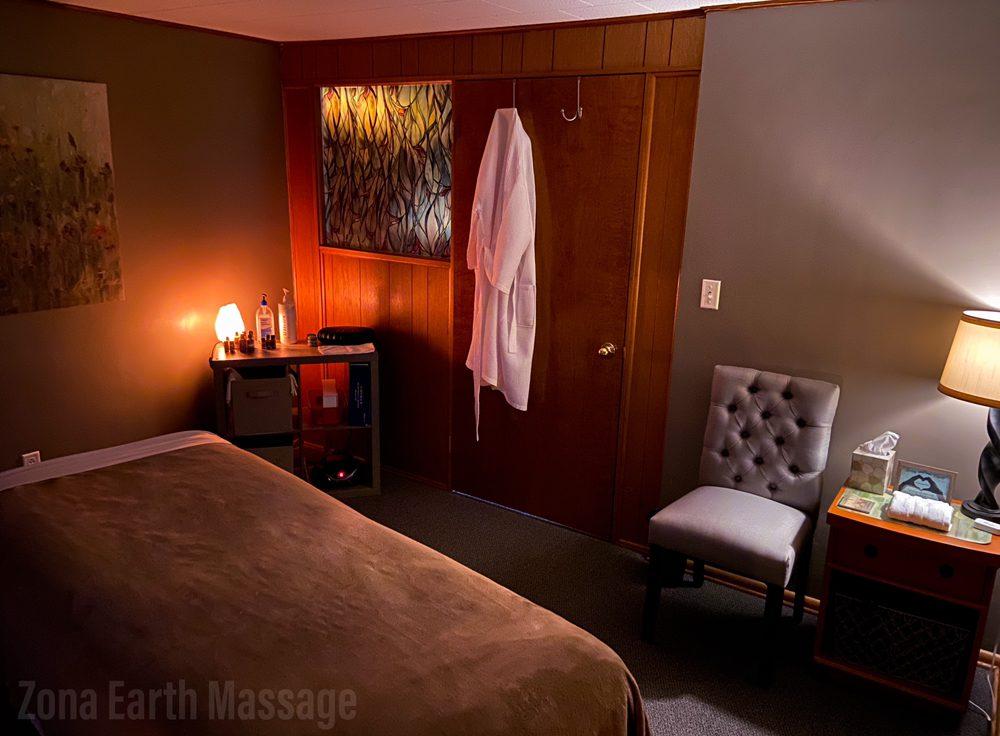 Zona Earth Massage: 627 Steubenville Ave, Cambridge, OH