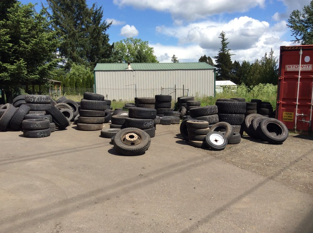 Beacon Batteries & Tires: 7660 Portal Way, Custer, WA