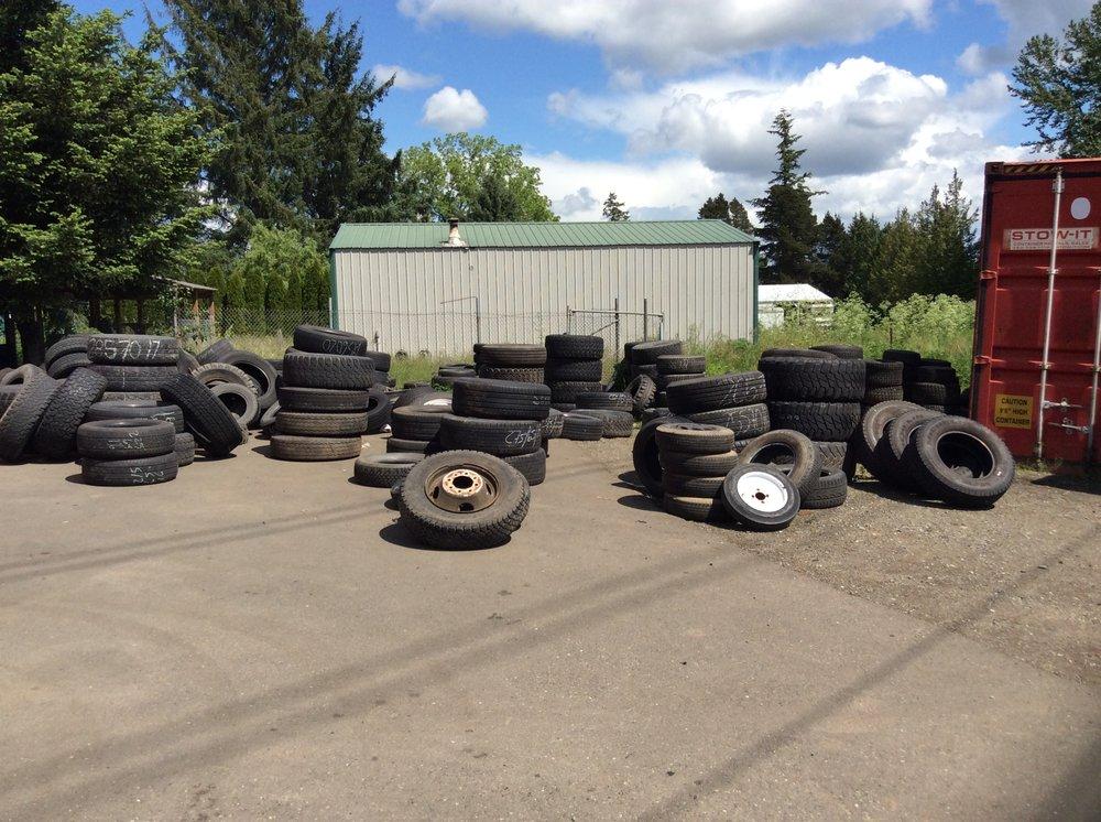 Beacon Batteries & Tires: 7660 Portal Way, Custer, WA