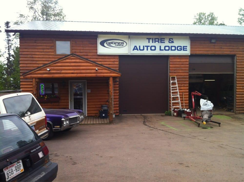Tire & Auto Lodge: 398 E Hwy 61, Grand Marais, MN