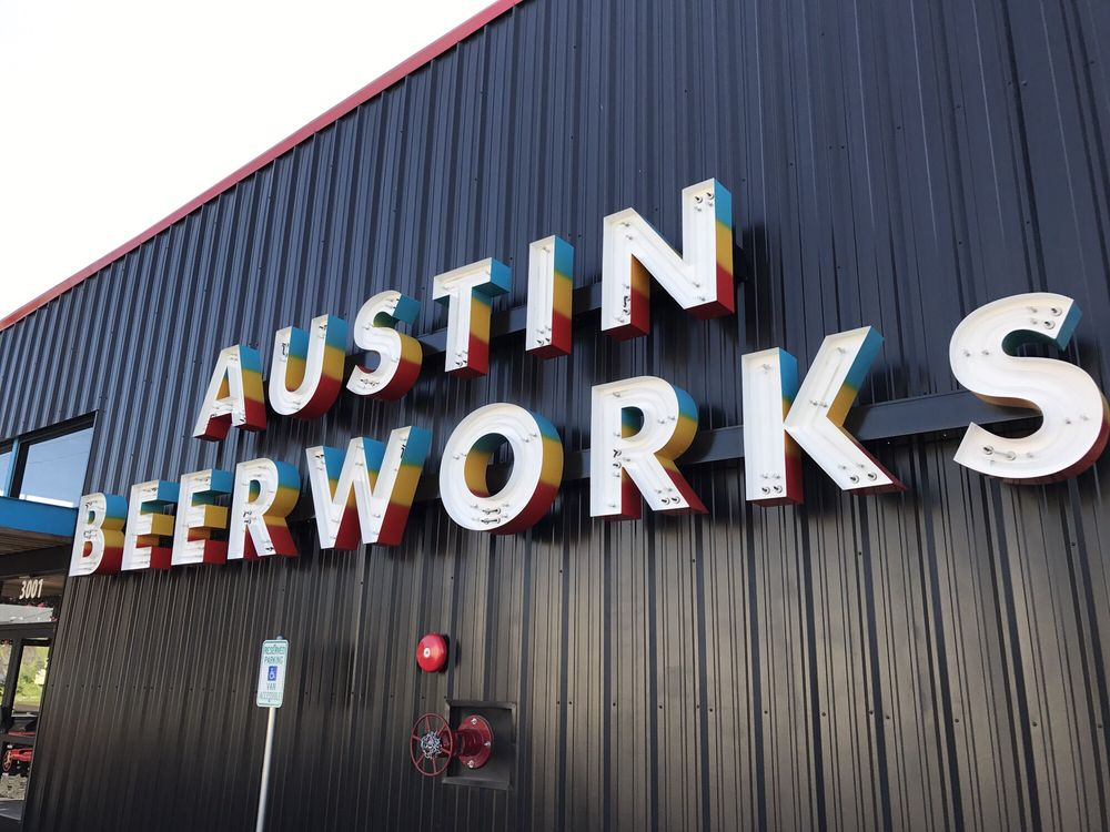 Austin beerworks 290 foton 191 recensioner for Terrace 59 austin