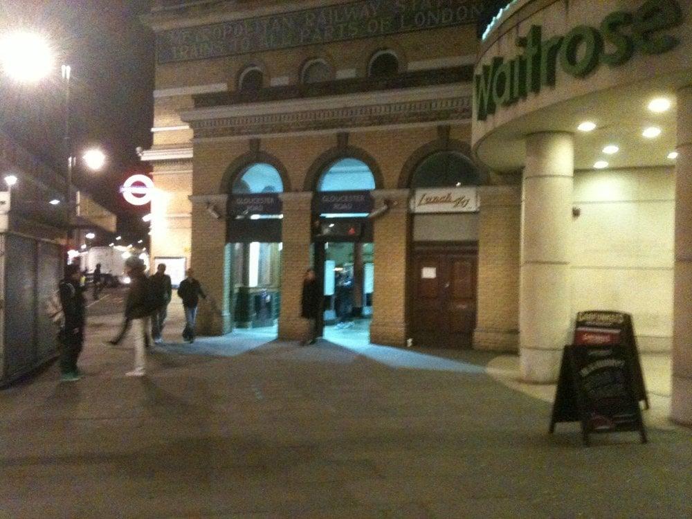 Restaurants Near Gloucester Road Tube Station